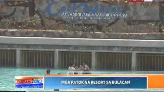 News to Go - Bulacan resorts offer nearby summer vacation spot for Manila residents 4/18/11