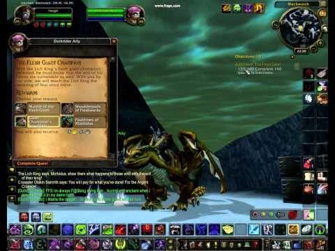 WoW The Loremaster Achievement 720p HD