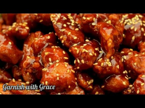 Honey Barbecue Chicken/BBQ Chicken recipe