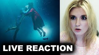 The Shape of Water Trailer REACTION