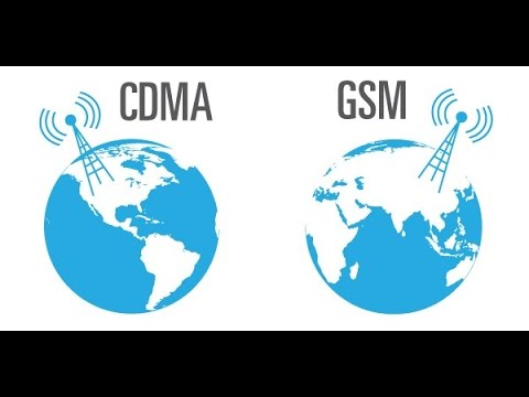 GSM vs CDMA:Different between CDMA and GSM