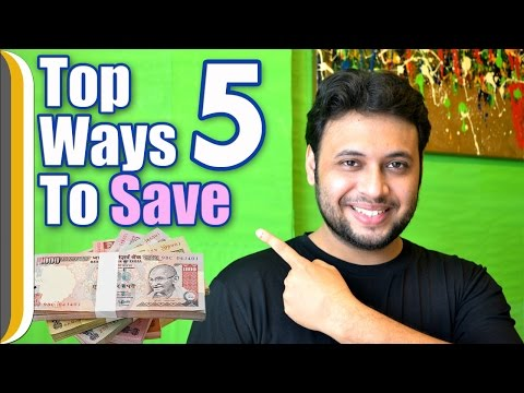 Top 5 ways to Save Money by Ur IndianConsumer [Hindi]