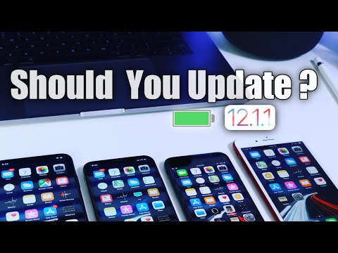 iOS 12.1.1 Should You Update?