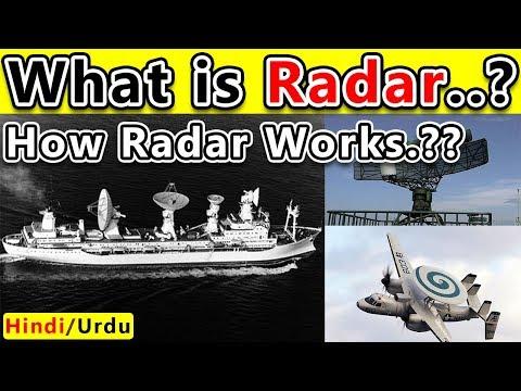 What is Radar? How Radar Works? Brief Example of Radar | In Hindi/Urdu |