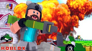 Blowing Up The Server!! | Destruction Simulator | Roblox