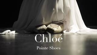 Chloé Pointe Shoes | AD