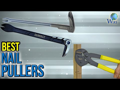 6 Best Nail Pullers 2017