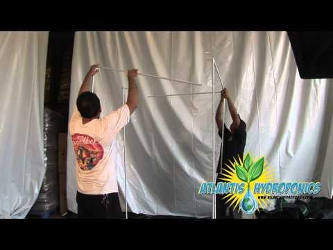 Viagrow™ Grow Room Tent Setup