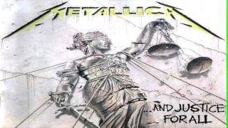 Metallica ...And Justice for All Bass cover