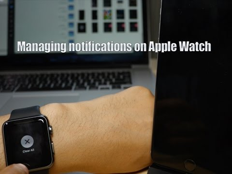 Understanding Notifications on Apple Watch