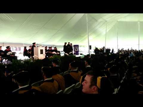 Vanderbilt Law School Graduation 2015