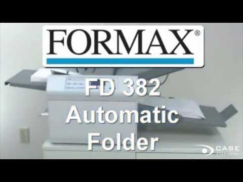 Formax FD382 Folder