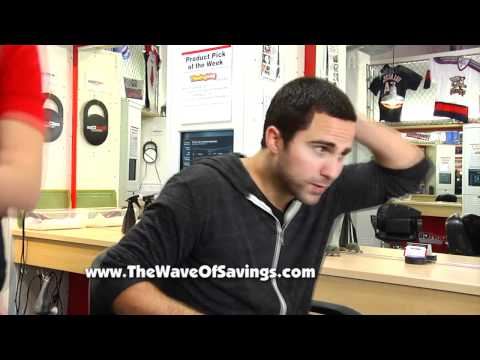 The Wave of Savings.com - TV Spot 1