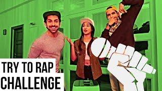 Try to RAP Challenge | Rimorav Vlogs