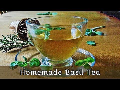 How to Make Basil Tea Using Fresh OR Dried Basil