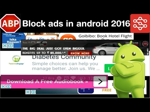 Ad blocker for Android,Seven AdClear - NO ROOT NEEDED!!!