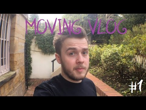 MOVING INTO A NEW HOUSE! - FLAT TOUR