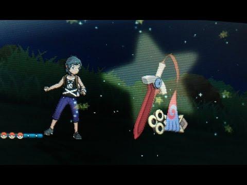 MM Shiny Honedge + Evolution (Pokemon Sun)
