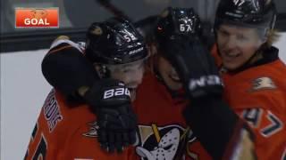 Rask kicks puck into own net seconds after Bruins score