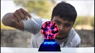 Download ✳️5 Awesome Science Experiments With Plasma Ball in Hindi Video