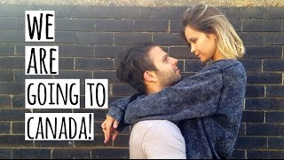 We are moving to CANADA!