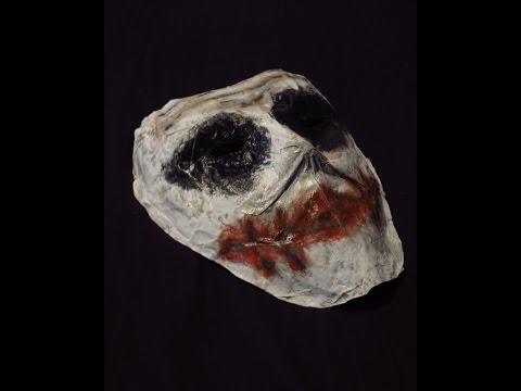 Halloween - Paper Mache Masks