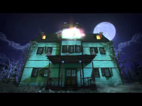 LEGOLAND - Ghost - The Haunted House  (TVC, 2014, Denmark)