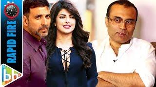 Amitabh Bhattacharya's LYRICAL Rapid Fire On Salman Khan   SRK   Akshay Kumar   Priyanka Chopra