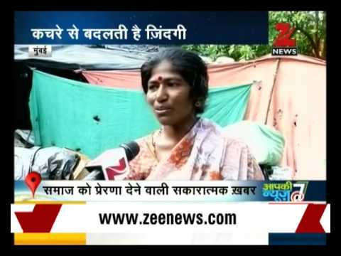 Watch: How garbage can benefit poor families in Mumbai!