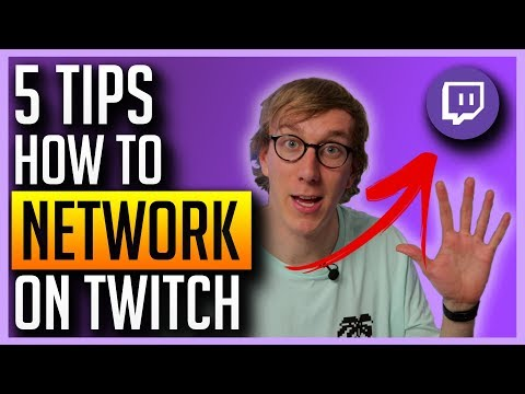 ✅ How to Network and Grow PROPERLY on Twitch