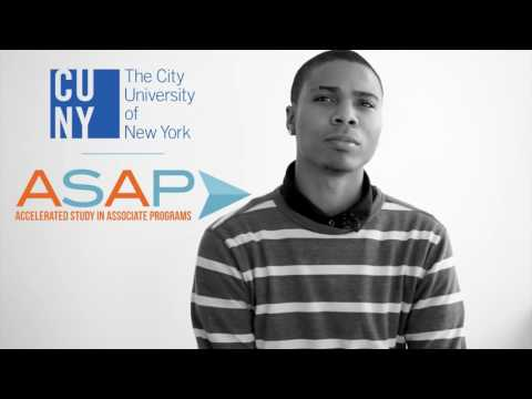 JOIN CUNY ASAP (Accelerated Study in Associate Programs)