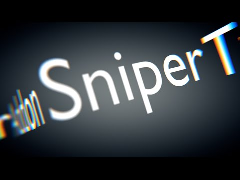 Blender Tutorial I Sniper Addon Detailed Explanation