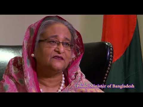 Rohingya Crisis | Sheikh Hasina Said Bangladeshi doesnt want help from Trump or Midleeast