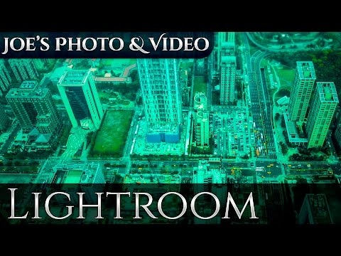 Learn How To Create A Miniature Effect | Lightroom 5 Tutorial