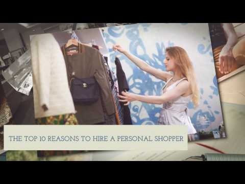 10 REASONS TO HIRE A PERSONAL SHOPPER IN LONDON ~ BY SUZANNE BAKER