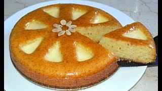 الكيكة العجيبة و السحرية رائعة شكلا و مذاقا بدون بيض اقتصااااادية جدا