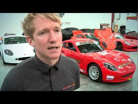 want2race? Become a real racing driver with Ginetta