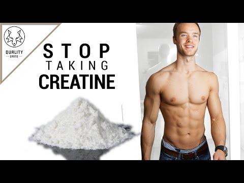 STOP TAKING CREATINE - VEGAN SUPPLEMENTS