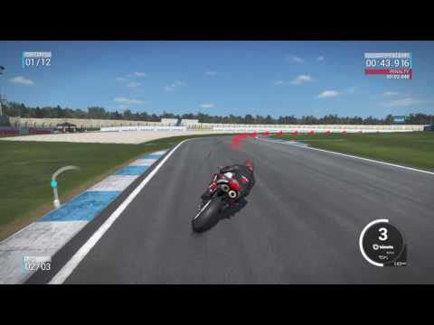 Ride 2 online gameplay Bimota lost by penalty