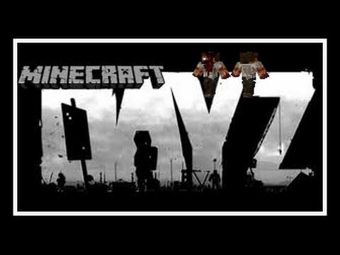 Minecraft PE  mods: dayz mod - by: Artic Plays