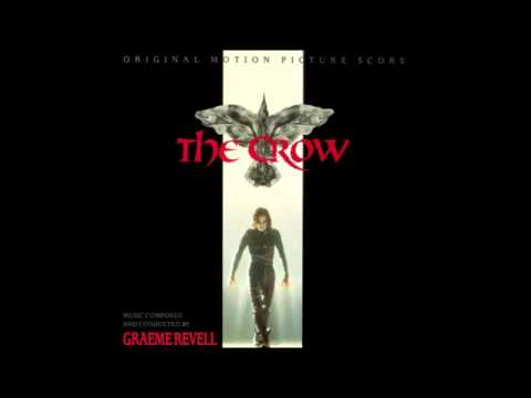 3. The Crow Descends - The Crow