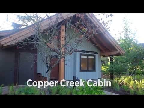 NEW Copper Creek Cabin DVC Room Tour at Disney's Wilderness Lodge