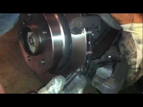 BMW e46 & e39 Brake Replacement