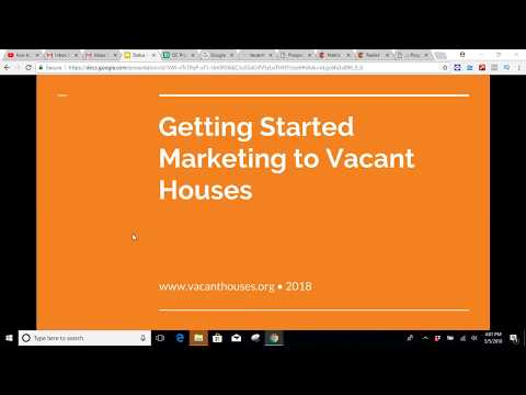 How to Find and Buy Vacant House Lists in Every State