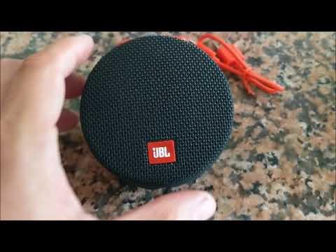 JBL CLIP2 sound test Bluetooth splash proof water proof Harman Kardon Clip 2