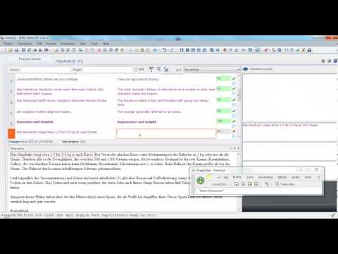 Voice recognition on a bad day with memoQ