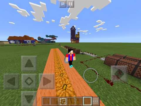 Minecraft PE: What Does the Fox Say Song