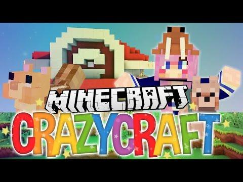 Animal Adoption!   Ep 35   Minecraft Crazy Craft 3.0