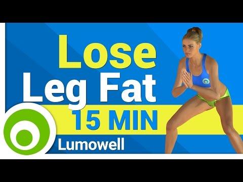 How to lose leg fat? Cardio + Leg Toning Exercises