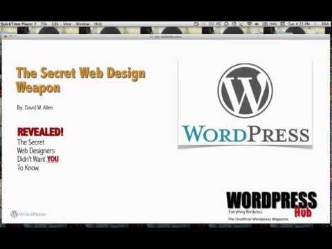 WordPress Website Design in 3 Simple Steps
